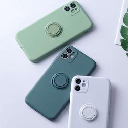 실리콘 스마트링 핸드폰 케이스 아이폰 TBL 정품
