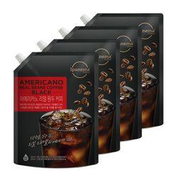 스페셜티 커피 아메리카노 1.5L 4팩