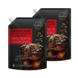 스페셜티 커피 아메리카노 1.5L 2팩