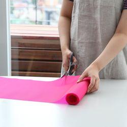 AB스토리지 다용도 클린 서랍매트 핑크 30x300cm