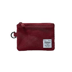 FENNEC C&S MESH POUCH - SMOKE RED