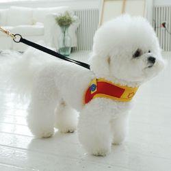 다솜 네오프랜 원형 하네스 강아지 하네스