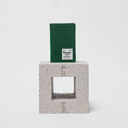 FENNEC C&S CARD CASE - GREEN