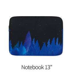 바다숲 (노트북 13인치 파우치)