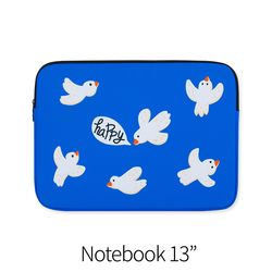Happy bird (노트북 13인치 파우치)