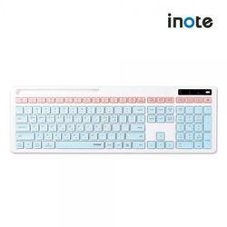 아이노트 K708RB 블루투스키보드 멀티페어링 키보드
