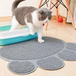 ABM 고양이 발바닥 모래매트 (소)