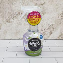 샤프란 꽃담초 섬유탈취제 자스민 400ml