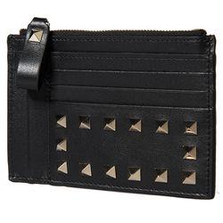 18SS 락스터드 동전카드지갑 블랙 PW2P0673 BOL 0NO