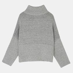크롭 터들넥 스웨터 TRKA18151
