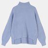 언발 반터들넥 스웨터 TRKA18241