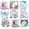 고양이삼촌 스탬프 시리즈 Vol.3 (15종)