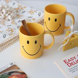 Dear. Smile - 스마일 머그컵