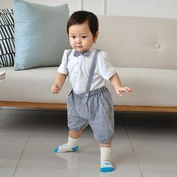 스트라이프 남아 정장3종세트FS (6개월-3세) 204140