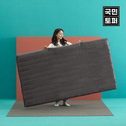 국민토퍼 바닥 토퍼 매트리스 10cm 슈퍼싱글