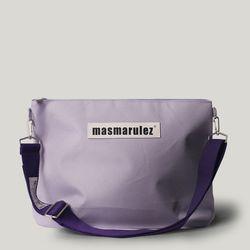 [숄더스트랩 포함] 225 스트랩 커스텀 크로스백 - Purple