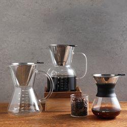 TDY 홈카페 커피 드리퍼 (3type)