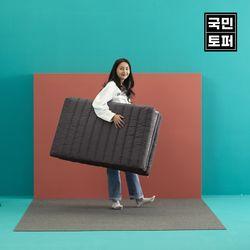 국민토퍼 3단 접이식 토퍼 매트리스 7cm 슈퍼싱글