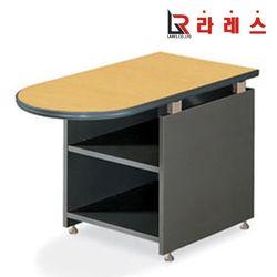 브이엔 U형 테이블 독립형