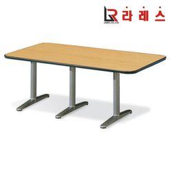 브이엔 회의용 3다리 2400멀티 테이블