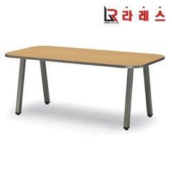 브이엔 회의용 4다리 2400멀티 테이블