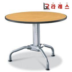 브이엔 회의용 900 원형 다리 테이블