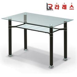 에이블2 유리 1200 테이블