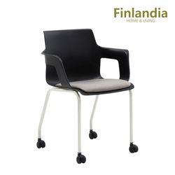 핀란디아 라미 인테리어 의자(이동쿠션형)B