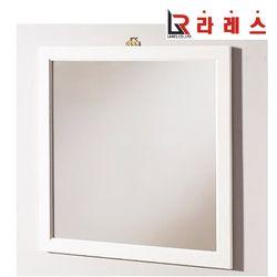 하이그로시 사각 벽걸이 거울