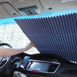 흡착 차량용 햇빛가리개 앞유리70cm