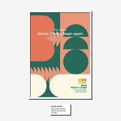 벌룬프렌즈 슬로우 포스터 - A3 A2