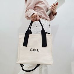 Cozy Canvas Bag (ivory)