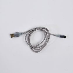 PESPES. 패브릭 USB케이블 1M 5핀 그레이