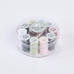 바느질세트(색상실10입)