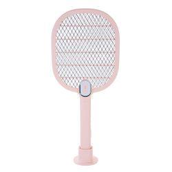 버터 전기모기채_핑크