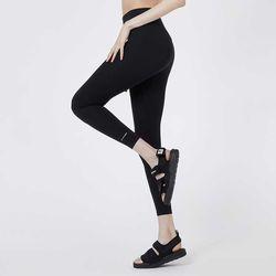 Woman basic 9부 FitFree LEGGINGS Y존 커버 3color