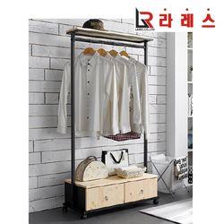 삼나무 870 행거 2서랍
