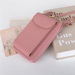 핸드폰가방 지갑 스트랩 크로스백 ba-6511c