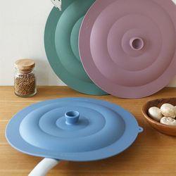 J TABLE 국산 실리콘 후라이팬 덮개33cm (4colors)