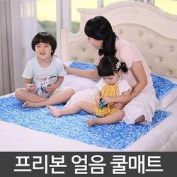 프리본 얼음 쿨매트 아이스매트 여름매트(더블) +베개2