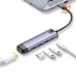 Mcdodo 5 in 1 C타입 USB 멀티 확장 허브 어댑터