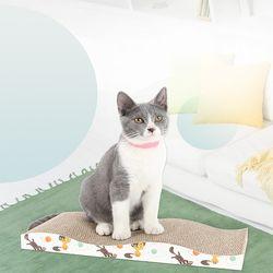 허브플러스 웨이브캣 고양이 스크래쳐