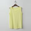 Cotton Basic Tank Tee