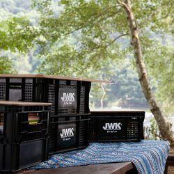 JWK 직사각 캠핑박스용 멀티상판 560*360 (기본)