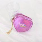 헤이썸머 러블리 홀로그램 파우치 핑크(AG2I9218OAPP)