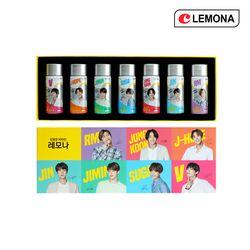 레모나 BTS 스페셜 패키지 한정판 에디션 드링크