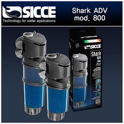 SICCE SHARK ADV 800 측면여과기 - 어항여과기