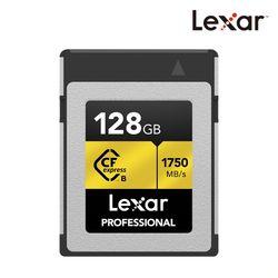 렉사공식판매원 Professional CFexpress Type B 128GB