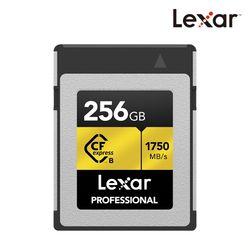 렉사공식판매원 Professional CFexpress Type B 256GB