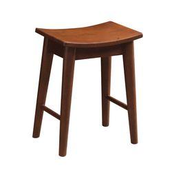 F01Q 고무나무 원목 의자